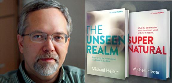 SER 15 - Dr  Mike Heiser - The Divine Council -